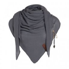 Omslagdoek Lola - Med Grey