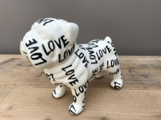 "Spaarpot ""English Bulldog Max"" - 22 cm"